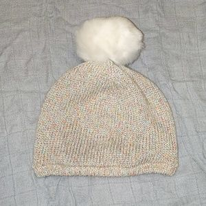 Baby GAP sparkly knit hat